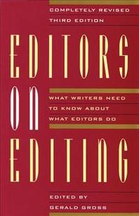 Editors on Editing