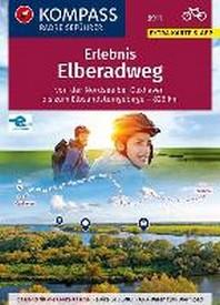 KOMPASS RadReiseFuehrer Erlebnis Elberadweg