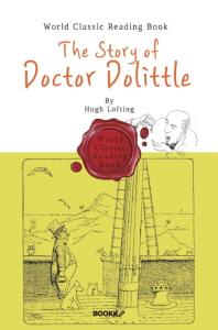 닥터 두리틀 이야기 : The Story of Doctor Dolittle (뉴베리 수상 작가-영어 원서)