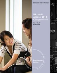 Microsoft Access 2010. Comprehensive