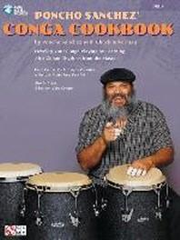 Poncho Sanchez' Conga Cookbook