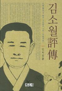김소월평전