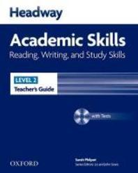 Headway Academic Skills 2E Reading and Writing 2 TB (with Tests CD-Rom)