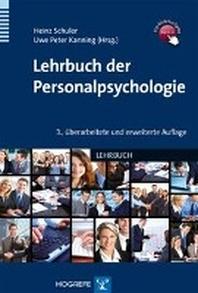 Lehrbuch der Personalpsychologie
