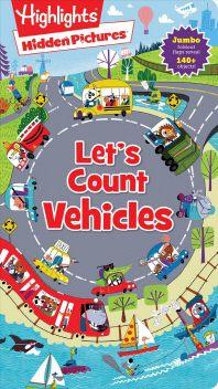 Hidden Pictures(r) Let's Count Vehicles