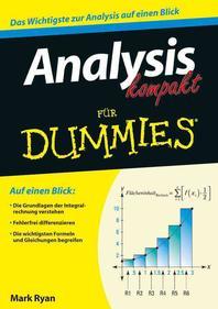 Analysis kompakt f? Dummies