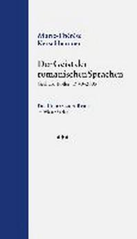 Der Geist der romanischen Sprachen
