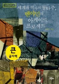 세계와 역사의 몽타주, 벤야민의 아케이드 프로젝트(큰글자책)