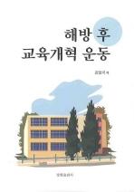 해방 후 교육개혁 운동