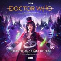 Doctor Who The Monthly Adventures #257 - Interstitial / Feast of Fear