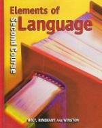 Elements of Language, Second Course