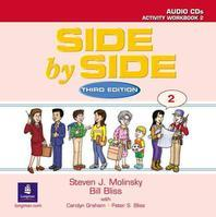 Side by Side 2.(Activity Workbook Audio CD)