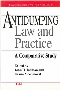 Antidumping Law and Practice