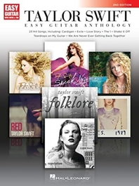 Taylor Swift - Easy Guitar Anthology 2nd Edition