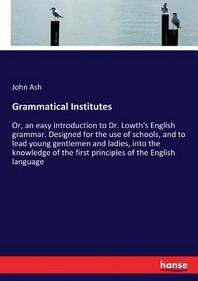 Grammatical Institutes