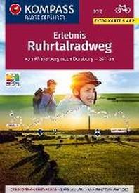 KOMPASS RadReiseFuehrer Erlebnis Ruhrtalradweg