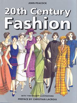 20th Century Fashion : With 1100 Color Illustrations