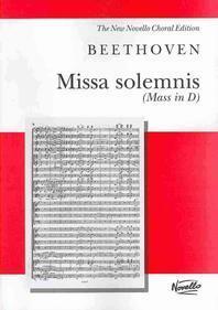 Missa Solemnis (Mass in D), Op. 123