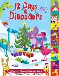 12 Days of Dinosaurs
