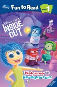 Inside Out: Welcome to Headquarters Level. 1