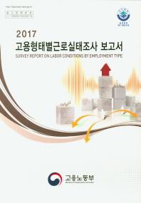 고용형태별근로실태조사 보고서(2017)