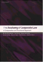 Anatomy of Corporate Law