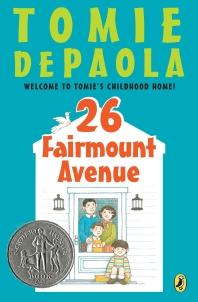 26 Fairmount Avenue (2000 Newbery Medal Honor)