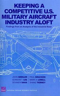 Keeping a Competitive U.S. Military Aircraft Industry Aloft