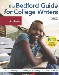 Loose-Leaf Version for the Bedford Guide for College Writers with Reader
