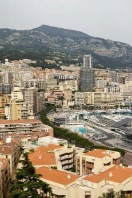 An Aerial View of the Beautiful Port in Monaco, Germany Journal