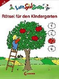 Raetsel fuer den Kindergarten