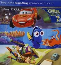 Disney-Pixar Read-Along Storybook and CD Box Set