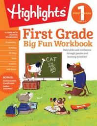 The Big Fun First Grade Activity Book