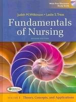Fundamentals of Nursing - Vol 1