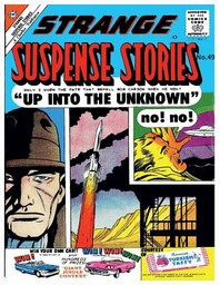 Strange Suspense Stories # 49