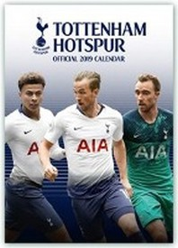 Tottenham Hotspur 2019 - A3 Format Posterkalender