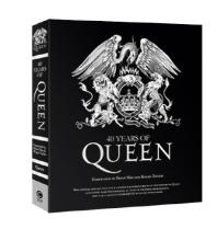 40 Years of Queen(퀸 40주년 공식 컬렉션)(영문판)