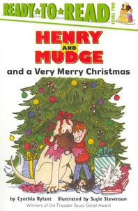Henry and Mudge and a Very Merry Christmas (4 Paperback/1 CD) [With 4 Paperbacks]