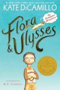 Flora & Ulysses (2014 Newbery Medal Winner)