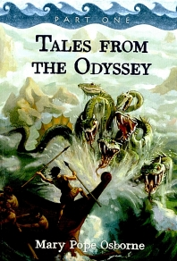 Tales from the Odyssey, Part 1 (Trade Bind-Up)