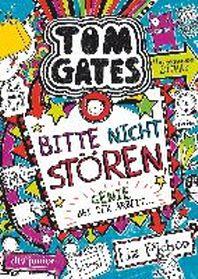 Tom Gates 08. Bitte nicht st?ren, Genie bei der Arbeit