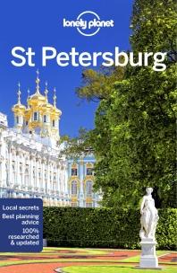 Lonely Planet St Petersbu