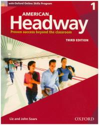 American Headway 1(S/B)
