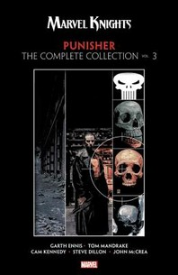 Marvel Knights Punisher by Garth Ennis
