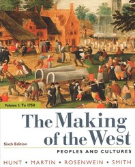 The Making of the West, Volume 1