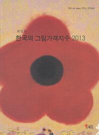 한국의 그림가격지수(2013)