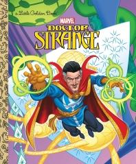 Doctor Strange Little Golden Book (Marvel