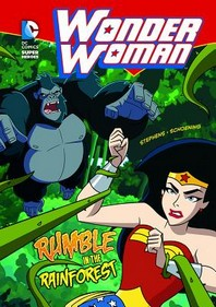 Wonder Woman: Rumble in the Rainforest