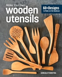 Wooden Utensils from the Bandsaw