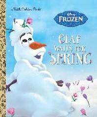 Olaf Waits for Spring (Disney Frozen)